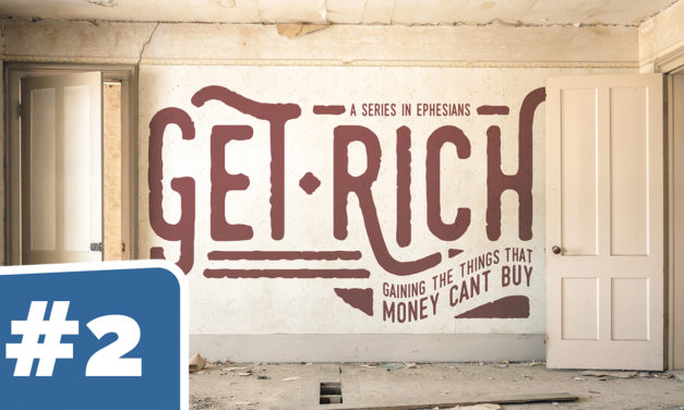 Moving Beyond Mediocrity | Get Rich #2 (Students)