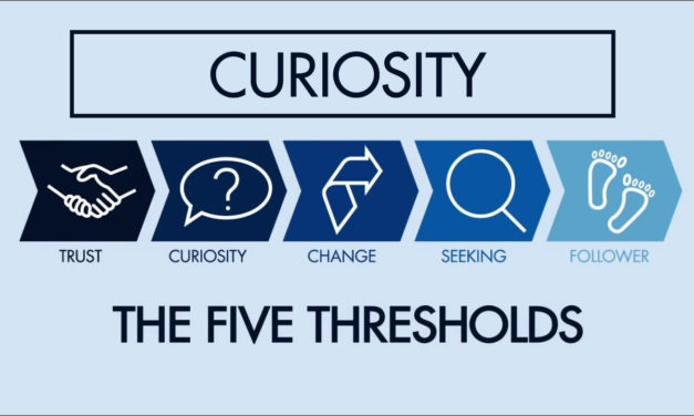The Second Threshold: Curiosity | The Five Thresholds of Faith #3