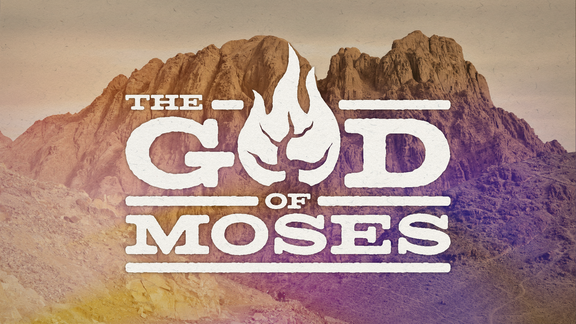 God of Moses: When God Breaks the Chains