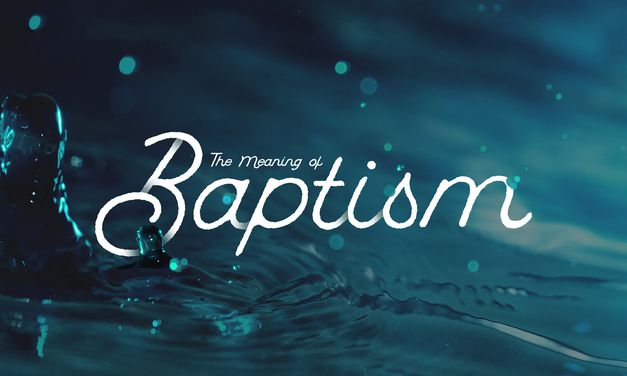 Raised to New Life | The Meaning of Baptism