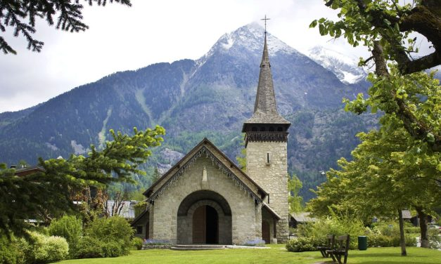 How Do I Choose a Church?