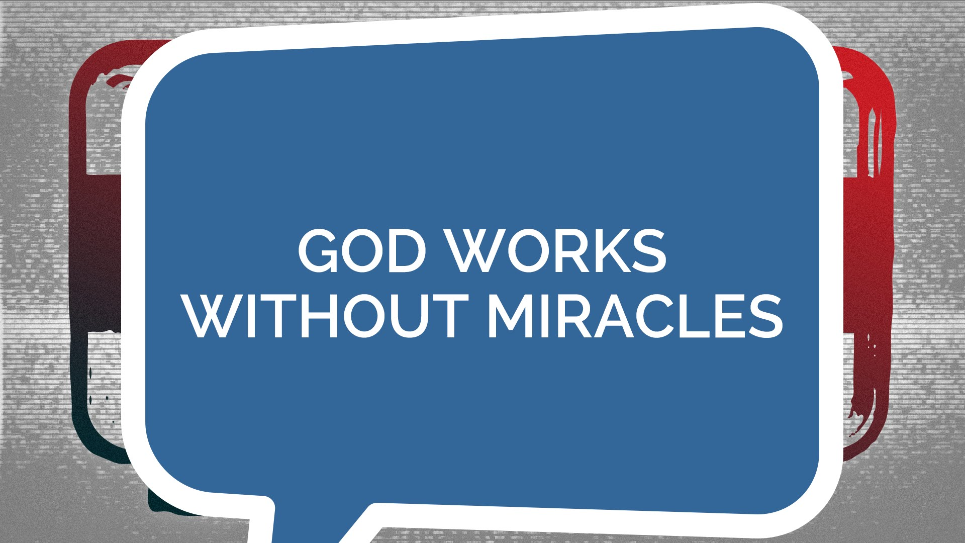 Esther 5-10: God Works Without Miracles (Students)