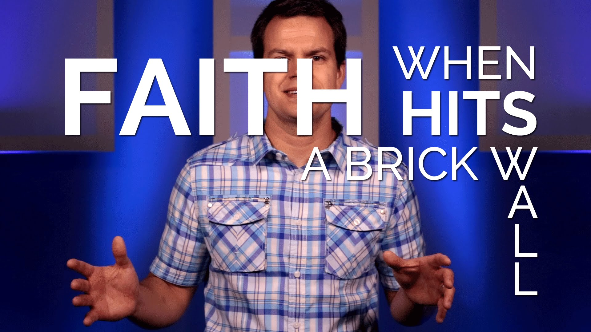 God of Moses: When Faith Hits a Brick Wall