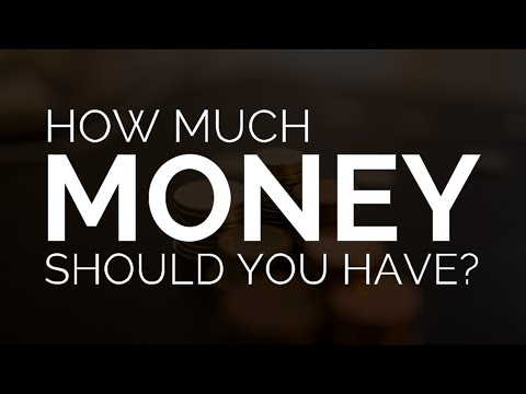 How Much Money Should a Christian Have?