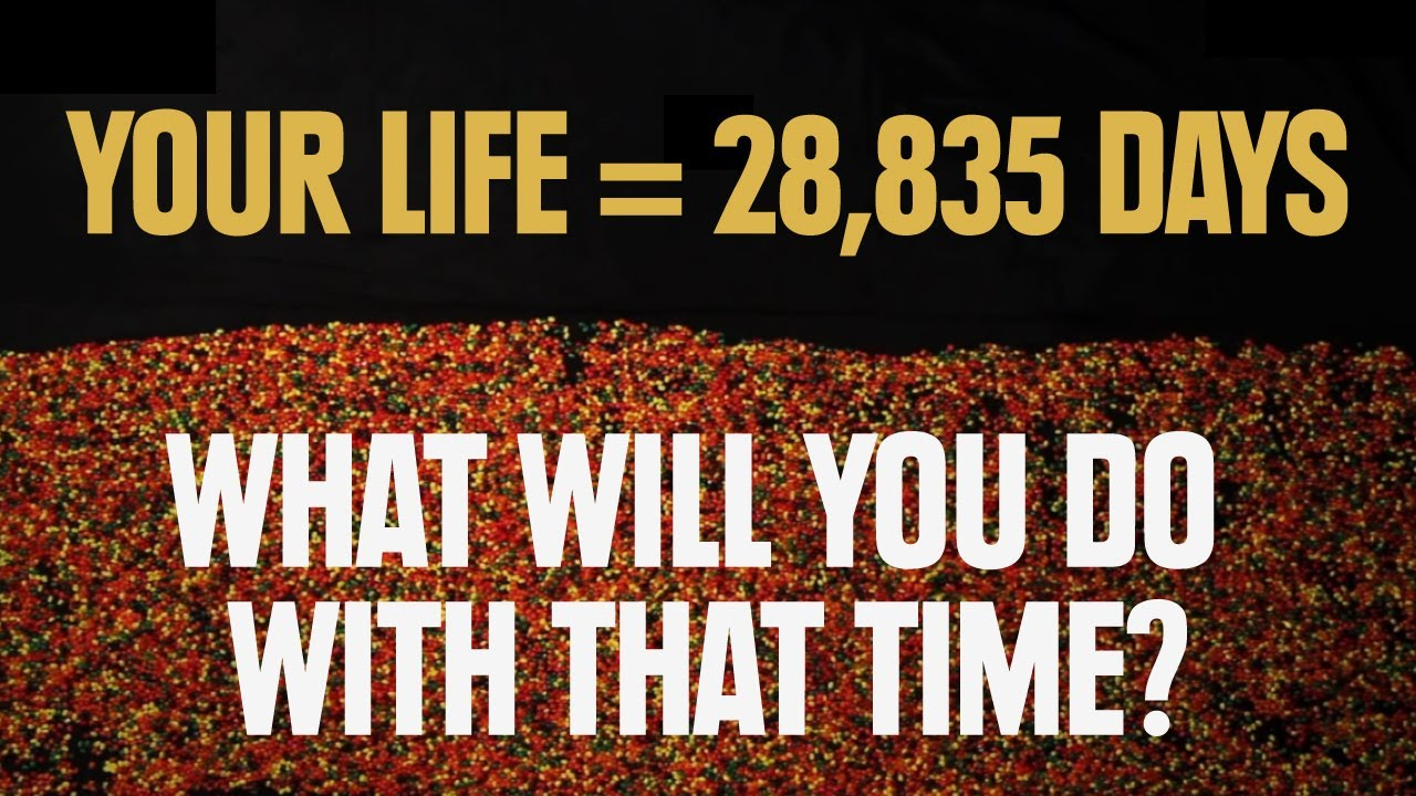 The Time You Have in Jelly Beans