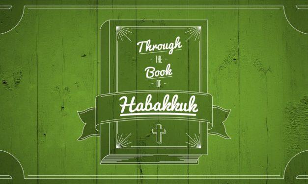 Through The Book of Habakkuk (Kids Series)