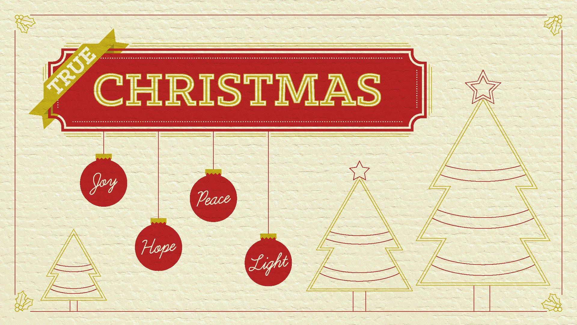 True Christmas: Peace